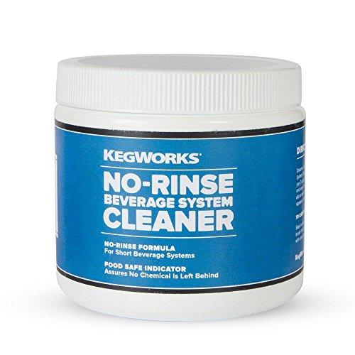 KegWorks No-Rinse Beverage System Cleaner, 16 oz