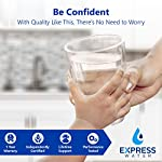 Express Water - ROALK5D Reverse Osmosis Alkaline Water Filtration System – 10 Stage RO Water Filter with Faucet and Tank… 16 Reverse Osmosis Water Filter: Experience what water should taste like with the Express Water reverse osmosis water filtration system removing up to 99. 99% of Lead, Chlorine, Fluoride, Nitrates, Calcium, Arsenic, Bacteria, and more Alkaline Water Filter: Express Water's Alkaline Water Filter with Active Mineral Technology adds Calcium, Potassium, Magnesium, and other minerals to your water Under Sink Water Filter: Don't waste money on professional installation. Express Water's quick and easy-to-understand design means you can install and understand everything about your new water filtration system