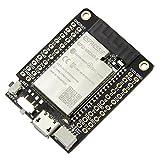 SIGNABOT Placa de ExpansióN Mini32 ESP32-WROVER-B 4MB Flash 8Mb PSRAM Placa de Desarrollo de MóDulo Wi-Fi