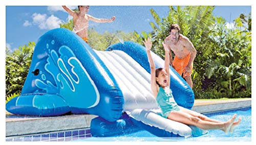 New INTEX Kool Splash Inflatable Swimming Pool Water Slide | 58851EP by PUNER Store