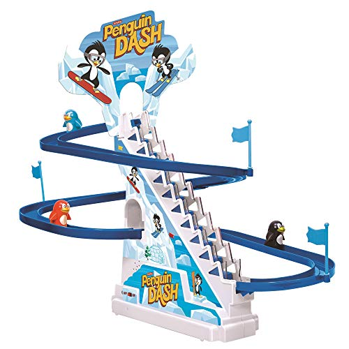 Schylling Penguin Dash Action Game
