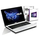 ASUS (11,6 Zoll) lautloses 980g Notebook (Intel Quad Core 4x1.92 GHz, 2GB RAM, 32GB SSD, Intel HD Graphic, Micro-HDMI, Webcam, 2xUSB, WLAN, Windows 10 Home 64-Bit #5447
