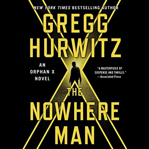 The Nowhere Man audiobook cover art