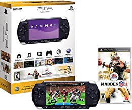 PlayStation Portable Limited Edition Madden NFL 11 Entertainment Pack - Piano Black