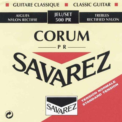 Savarez 500PR Konzertgitarrensaiten Standard Tension Nylon