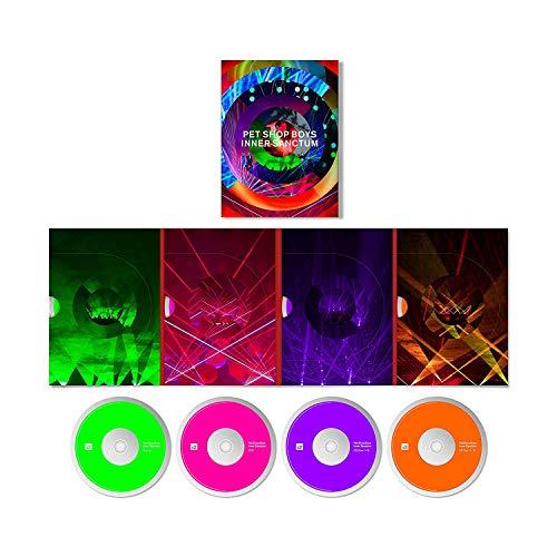 LΙVΕ ΑΤ ΤΗΕ RΟΥΑL ΟΡΕRΑ ΗΟUSΕ, LΟΝDΟΝ 2018 - ΙΝΝΕR SΑΝCΤUΜ (Boxset, 2CD/DVD/BLU-Ray)