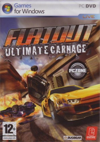 FlatOut Ultimate Carnage (輸入版)