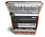 De Roland Jupiter-4 – Biblioteca de muestras de estudio Onda/Kontakt en 2 DVD o descarga