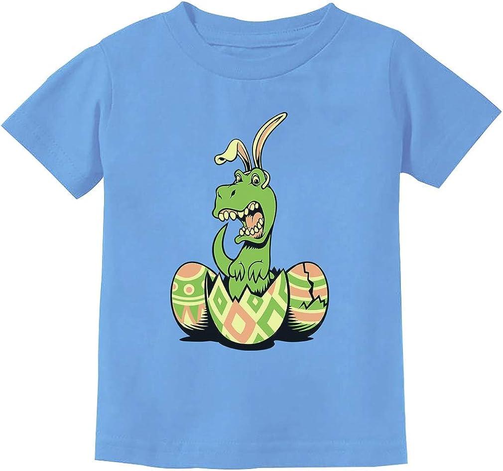 T-Rex Bunny Easter Egg Funny Gift for Easter Toddler/Infant Kids T-Shirt