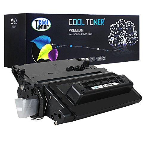 Cool Toner Compatible Toner Cartridge 1 Pack Replacement for Laserjet 90A CE390A(10,000 Pages) Compatible Printers Laserjet Enterprise M4555 MFP Series Laserjet Enterprise 600 M601 M602 M603 Series