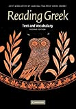 Reading Greek: Text and Vocabu...