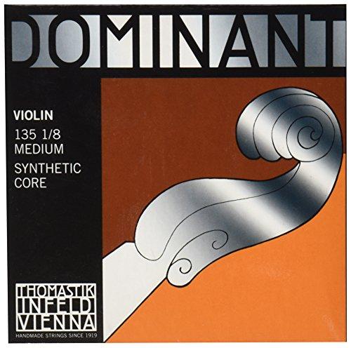 Dominant snaren 135 1/8 viool set