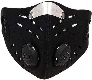 EFINNY Homens Mulheres Anti-poeira Máscara de Ciclismo Anti-poluição Filtro de Ar Da Bicicleta Da Bicicleta Equitação Máscaras Esportes Ao Ar Livre Boca Protetor Facial