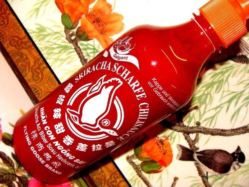 Flying Goose Voler L'Oie Sriracha Piment Super Chaud Sauce 455Ml
