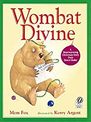 Wombine Divine Book for preschool and elementary children Greet book for Australia unit study