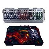 Woxter Stinger FX 80 Kit - Kit de accesorios gaming con teclado...
