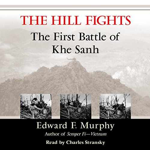 The Hill Fights audiobook cover art