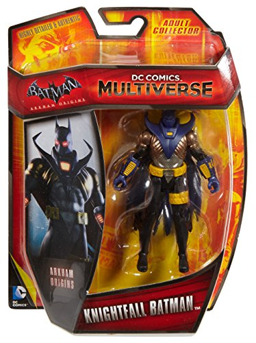 DC Comics Multiverse Batman Arkham Origins - Knightfall Batman 4