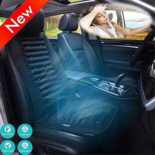 Cuatro estaciones de General Motors asiento Cojín de asiento ventilado de coches, asientos de automóviles de enfriamiento del cojín ergonómico y enfriamiento confortable for Con verano del ventilador