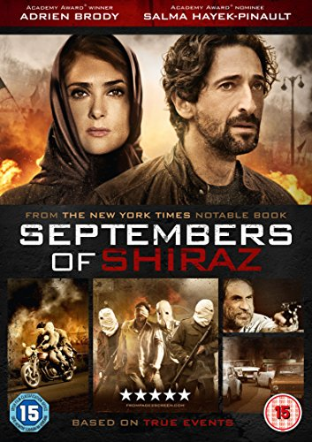 Septembers of Shiraz [DVD] [2016] UK-Import (Region 2), Sprache-Englisch.