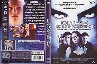 ESCAPANDO DE LA OSCURIDAD DVD