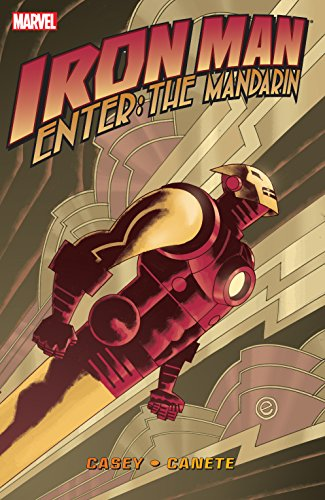 Iron Man: Enter the Mandarin (Iron Man: Enter the Mandarin (2007-2008)) (English Edition)