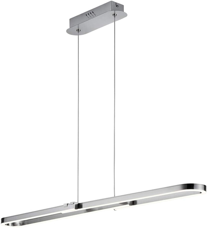 373710207 ROMULUS LED Pendelleuchte Deckenleuchte Lampe ausziehbar 1x 26 W Switch Dimmer ca. 70-100 cm Trio Leuchten