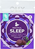 OLLY Blackberry Zen Restful Sleep Gummy, 10 CT