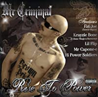 Rise to Power by MR. CRIMINAL (2008-07-22)