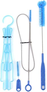 Hydration Pack Bladder Tube Cleaning Cleaner Brush and Drying Kit