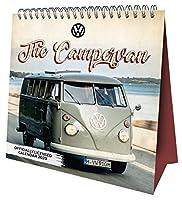 VW Camper Vans 2020 Desk Easel Calendar - Official Desk Easel Format Calendar