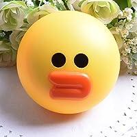 Twolacum かわいいミニ漫画プラスチックコンタクトレンズボックスベアうさぎ鶏の形コンタクトレンズ旅行ケースコンタクトレンズケース