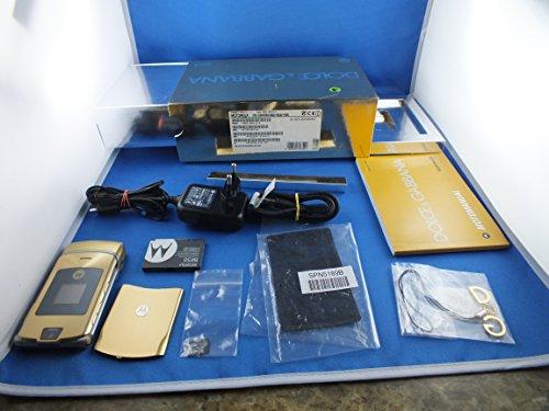 Motorola RAZR V3i DOLCE & GABBANA GOLD EDITION