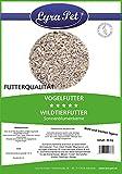 Lyra Pet® 25 kg Sonnenblumenkerne geschält in Futterqualität Wildvögel Körner Vogelfutter Kerne