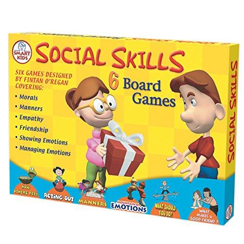 Didax DD-500063 Social Skills Board Game