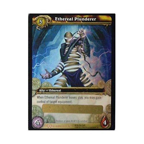 Sale Ethereal Plunderer World of Warcraft TCG Loot Card - kausiiasa
