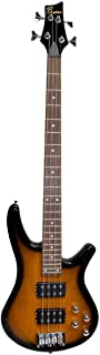 Beaton Vibrant SB - 4-string Bass Guitar with active pickups
