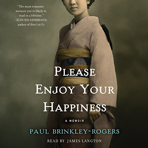 Please Enjoy Your Happiness audiobook cover art
