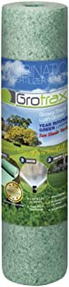 Grotrax Biodegradable Grass Seed Mat, Year Round Green - 100 Square Feet Big Roll - All In One Growing Solution For Lawns,...
