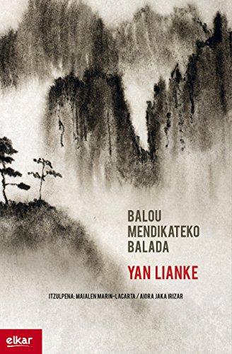 Canción celestial de Balou de Yan Lianke