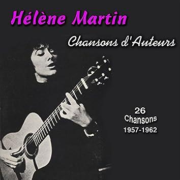 26 Chansons d'auteurs, Vol. 4 (1957 - 1962)
