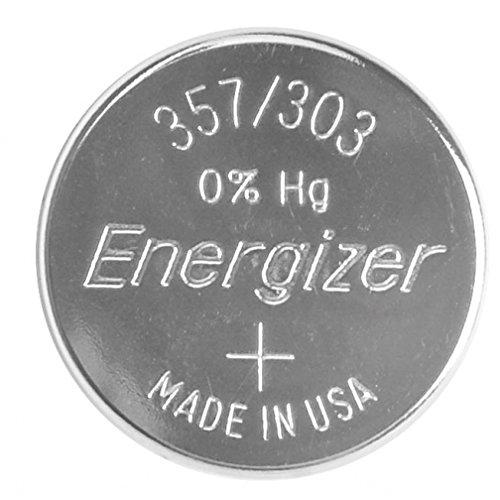 4 PILES ENERGIZER 357/303