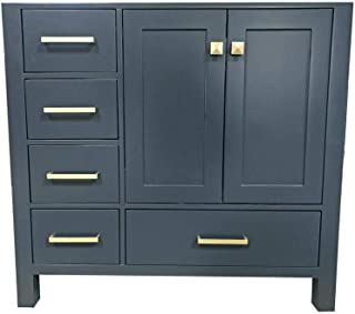 Best blue 36 vanity Reviews