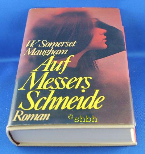Auf Messers Schneide - Roman