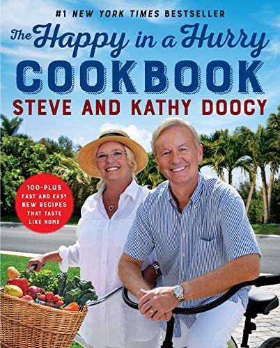 The Happy in a Hurry Cookbook 100 Plus Fast and Easy New Recipes That Taste Like Home The Happy product image