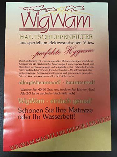 Wigwam Hautschuppenfilter German King (200x220)