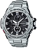 カシオ 腕時計 ジーショック G-STEEL スマートフォン リンク GST-B100D-1AJF メンズ シルバー
