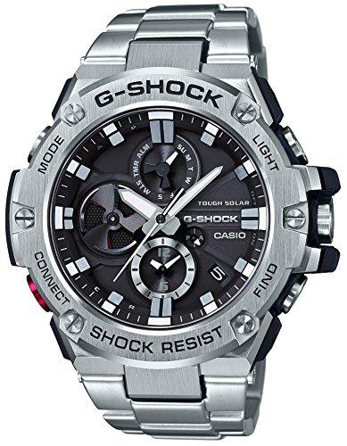 G-Shock [Casio] de CASIO G Acero Enlace teléfono Inteligente GST-B100D-1AJF Hombres