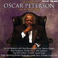 A Tribute To Oscar Peterson by Oscar Peterson (1997-03-25)