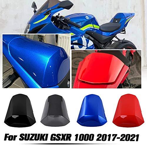 AHOLAA Sitzverkleidung hinten für Suzuki GSXR8 GSX-R 1000 2017 201 2019 2020 2021, GS-XR 1000 Motorrad, Hinterradabdeckung, Sattelbezug (blau)